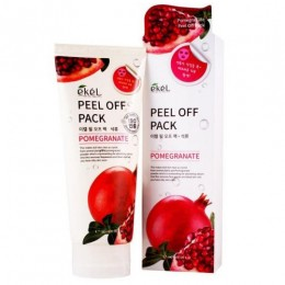 Peel off pack Pomegranate Маска-пленка для лица с гранатом, 180 мл