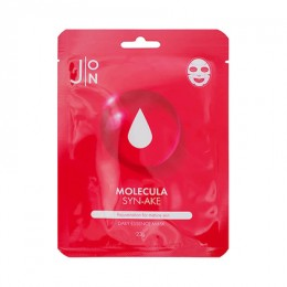 Тканевая маска для лица ЗМЕИНЫЙ ПЕПТИД MOLECULA SYN-AKE DAILY ESSENCE MASK 23 мл, 1 шт