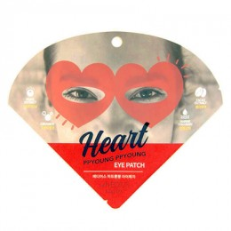 Патч для глаз Heart PPYOUNG PPYOUNG Eye patch, 1 шт