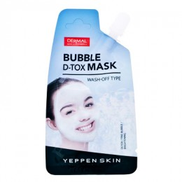 Маска для лица ОЧИЩАЮЩАЯ YEPPEN SKIN BUBBLE D-TOX MASK, 1 шт 20 гр.