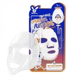 Ткан. маска для лица с Эпидермальным фактор EGF DEEP POWER Ringer mask pack, 1 шт